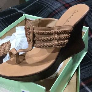 Shoes - BEAUTIFUL LEATHER SANDALS